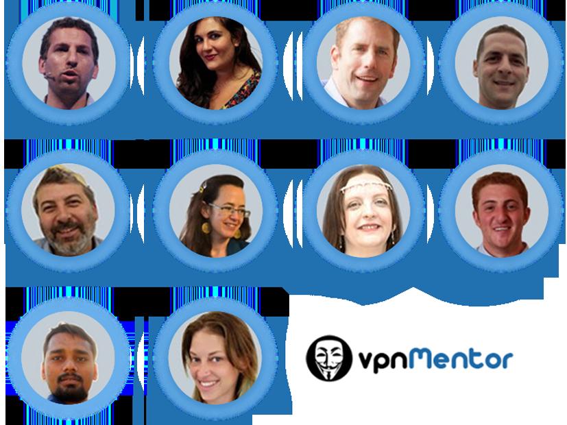 الخبراء وراء vpnMentor