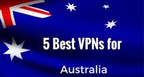 أفضل 5 VPN في إستراليا - من منهم الإسرع؟