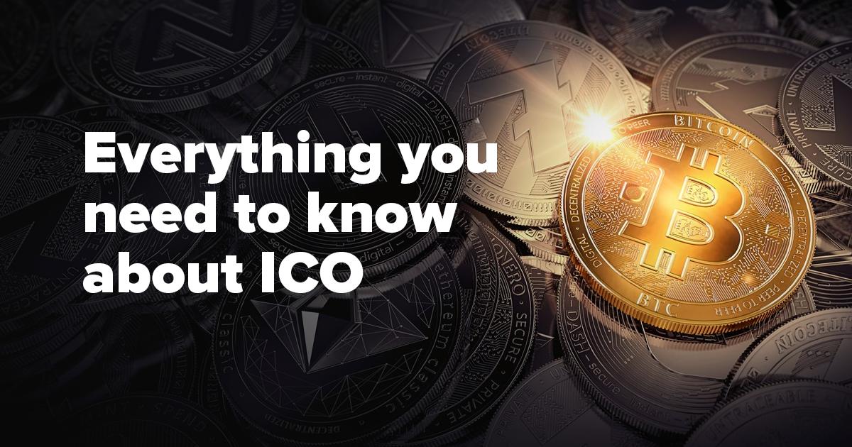 """كل ما تحتاج إلى معرفته بشأن ICO """"العرض الأولي للعملة""""؟"""